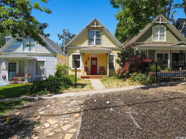 273 N I St, Salt Lake City, UT 84103 (#1746432) :: Gurr Real Estate