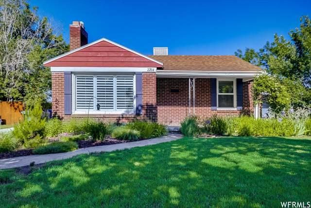 2204 S Wyoming St E, Salt Lake City, UT 84109 (#1746467) :: Utah Best Real Estate Team | Century 21 Everest
