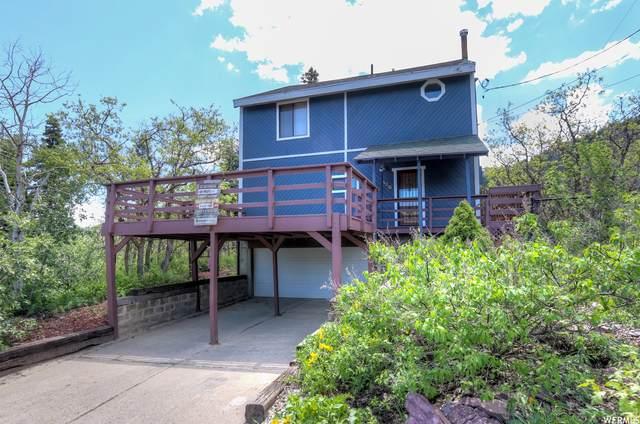 120 Crestview Cir, Park City, UT 84098 (#1746477) :: Utah Real Estate