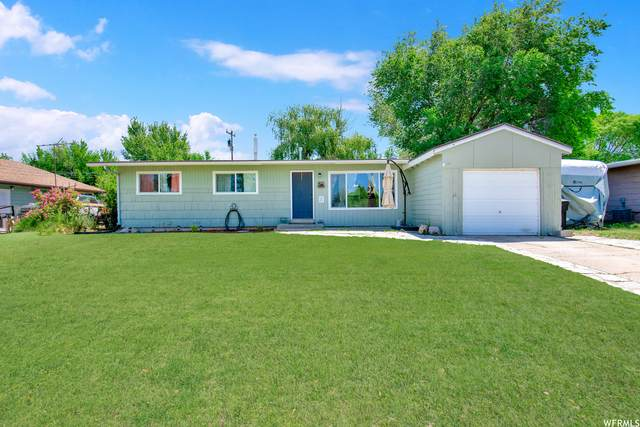 1368 N 400 W, Clearfield, UT 84015 (#1746488) :: C4 Real Estate Team
