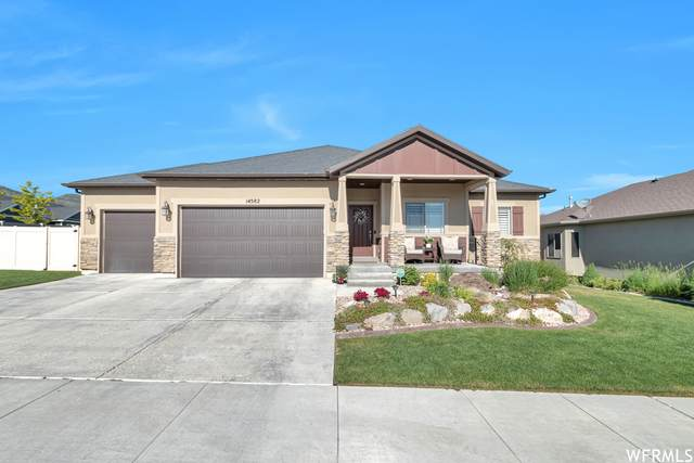 14582 S Broomfield Dr W, Herriman, UT 84096 (#1746489) :: The Perry Group