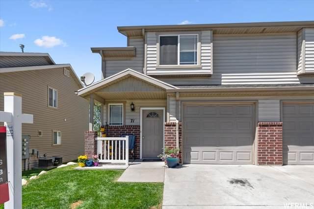 2824 W 3965 S. #71, West Haven, UT 84401 (#1746500) :: Gurr Real Estate