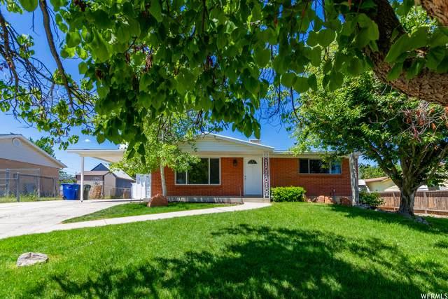 4332 S 4665 W, West Valley City, UT 84120 (#1746501) :: Utah Real Estate