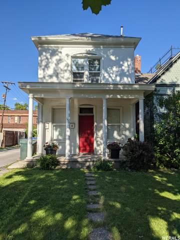 153 S Lincoln St E, Salt Lake City, UT 84102 (#1746507) :: Berkshire Hathaway HomeServices Elite Real Estate
