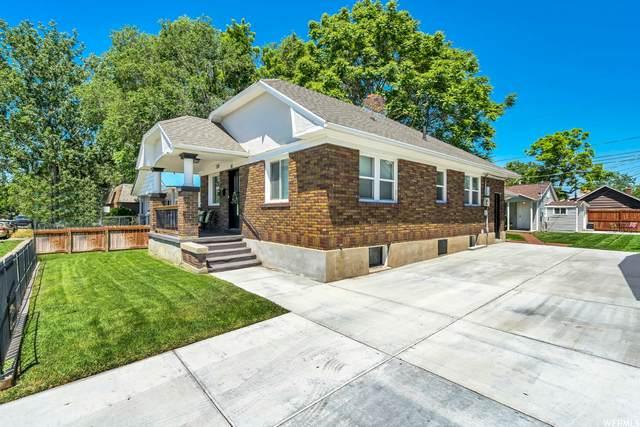 259 E Coatsville, Salt Lake City, UT 84115 (#1746532) :: Utah Real Estate