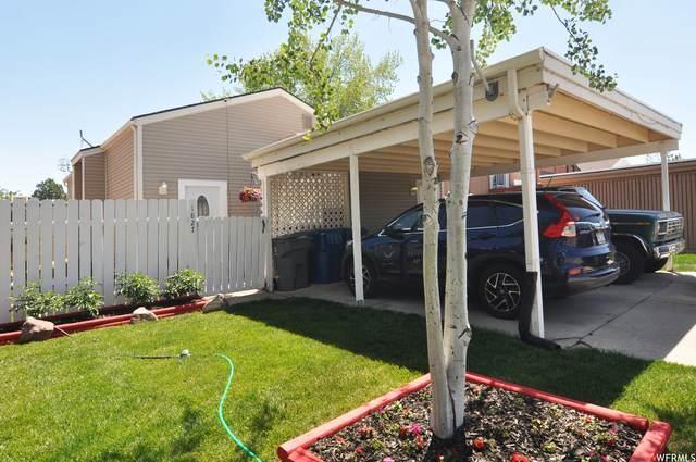 1827 E 5750 S, Ogden, UT 84403 (#1746534) :: Utah Real Estate