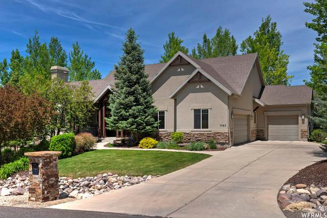 4485 Palomino Dr, Heber City, UT 84032 (#1746554) :: The Perry Group