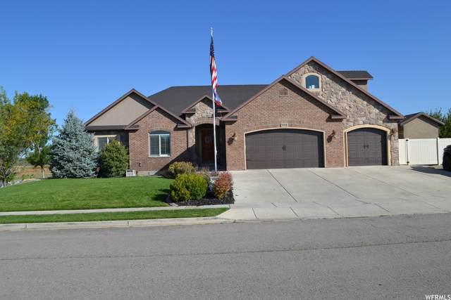 1032 W 1400 S, Lehi, UT 84043 (#1746566) :: C4 Real Estate Team