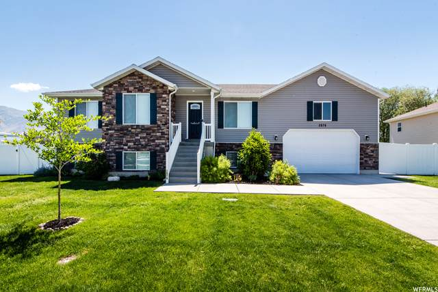 2876 S 1100 W, Nibley, UT 84321 (#1746635) :: UVO Group | Realty One Group Signature
