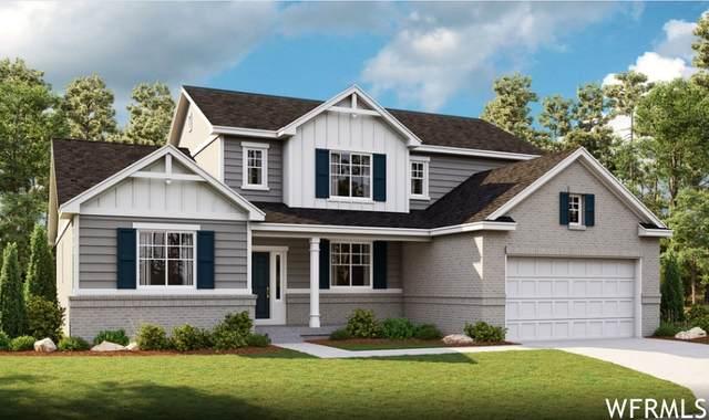 802 E 1400 S #23, Salem, UT 84653 (#1746647) :: Berkshire Hathaway HomeServices Elite Real Estate