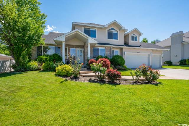 6643 S Anne Marie Dr, Cottonwood Heights, UT 84121 (#1746681) :: goBE Realty