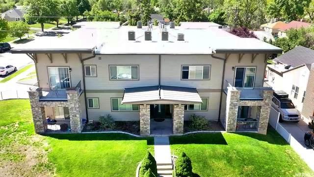 1560 E Stratford Ave S #6, Salt Lake City, UT 84106 (#1746696) :: Colemere Realty Associates