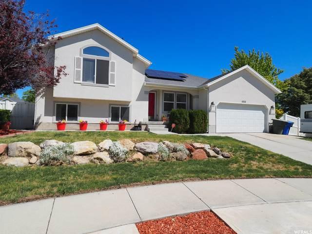 4856 W Park Wood Ct, West Jordan, UT 84081 (#1746704) :: Utah Best Real Estate Team | Century 21 Everest