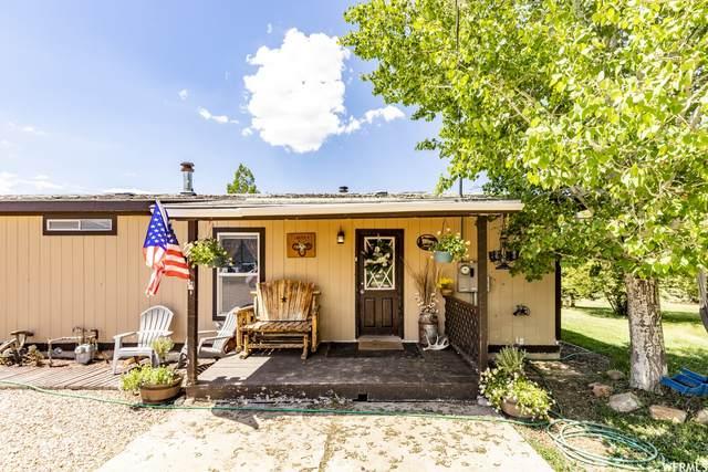 413 E State Road 35, Francis, UT 84036 (#1746708) :: C4 Real Estate Team