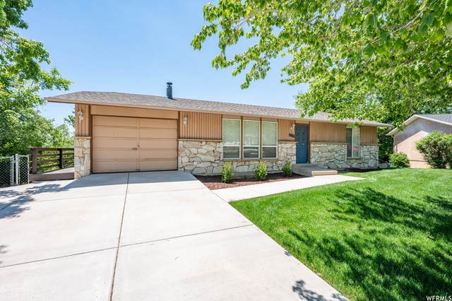 105 E 550 S, Farmington, UT 84025 (#1746736) :: Bustos Real Estate | Keller Williams Utah Realtors