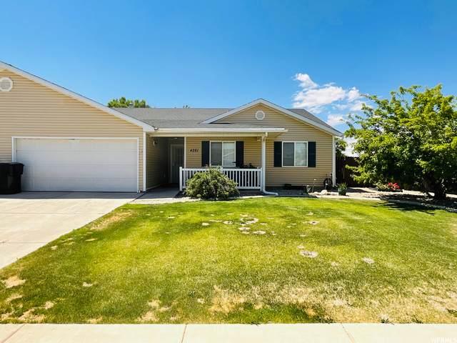 4281 W 275 N, Cedar City, UT 84720 (#1746774) :: Doxey Real Estate Group