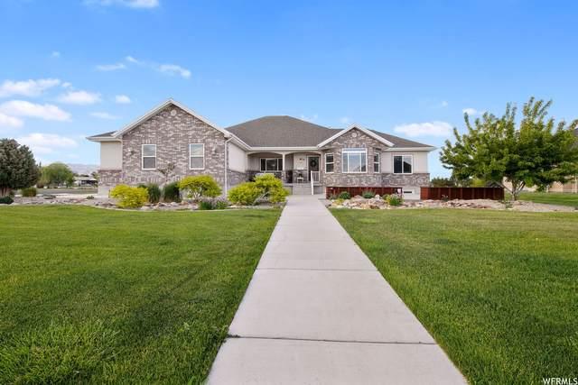 115 E 300 S, Huntington, UT 84528 (#1746827) :: Gurr Real Estate