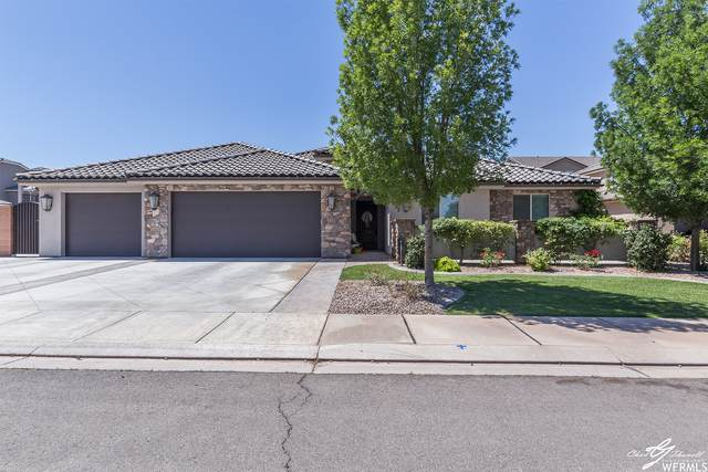 3052 E 2840 S Cir S, St. George, UT 84790 (#1746834) :: UVO Group | Realty One Group Signature