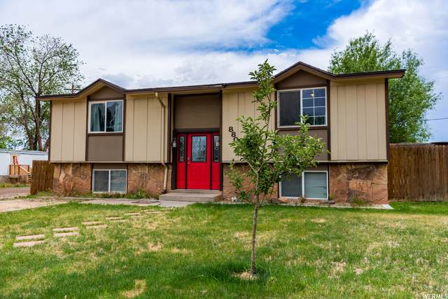 880 E 300 N, Roosevelt, UT 84066 (#1746848) :: Doxey Real Estate Group