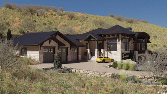 9405 N Uinta Dr, Heber City, UT 84032 (MLS #1746877) :: Lookout Real Estate Group