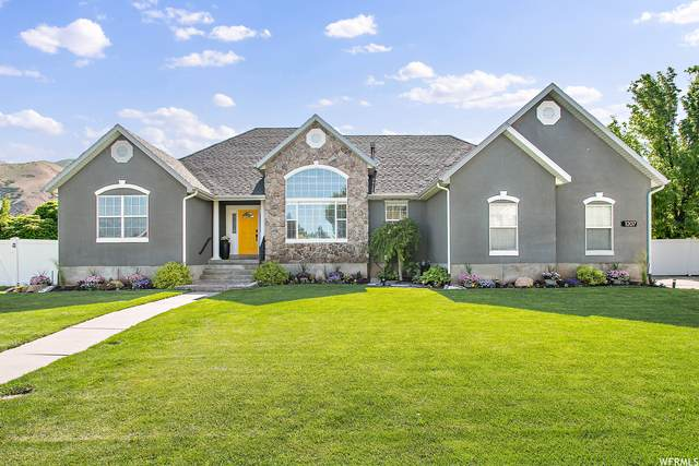1207 S Town And Country Rd, Springville, UT 84663 (#1746893) :: Red Sign Team