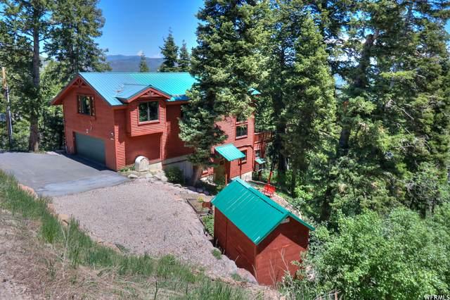 100 Innsbruck Strasse, Park City, UT 84098 (#1746902) :: Utah Real Estate
