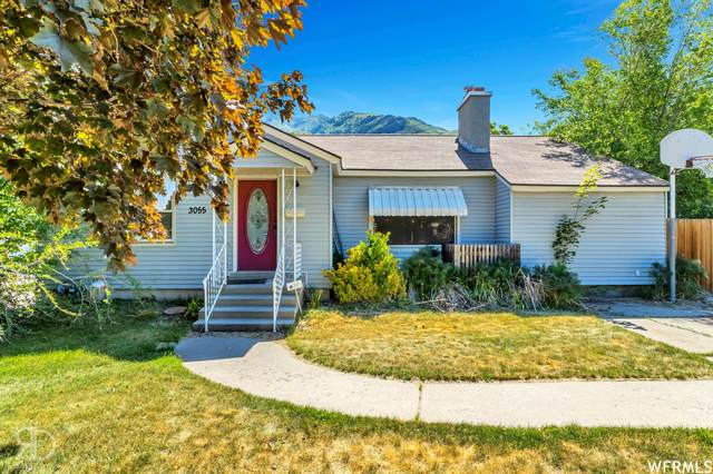 3055 S Valley St E, Salt Lake City, UT 84109 (#1746907) :: UVO Group   Realty One Group Signature