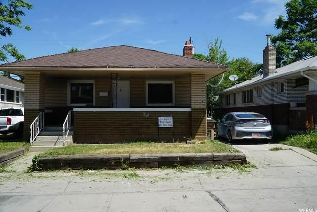 123 E Hampton Ave, Salt Lake City, UT 84111 (#1746940) :: Doxey Real Estate Group