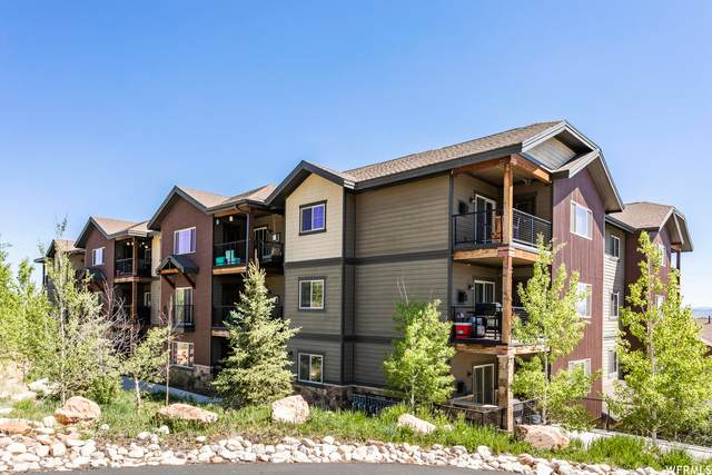 5461 N Luge Ln #2301, Park City, UT 84098 (#1746958) :: UVO Group | Realty One Group Signature