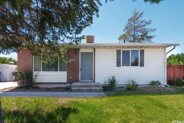 6542 S 5095 W, West Jordan, UT 84081 (#1746978) :: Utah Real Estate
