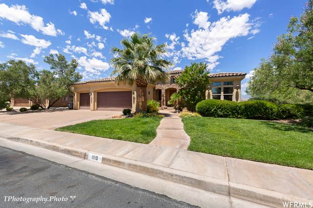1110 W 2320 S, St. George, UT 84770 (#1746982) :: Exit Realty Success