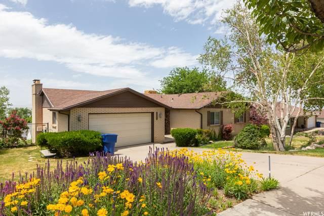 327 N 725 E, North Salt Lake, UT 84054 (#1747014) :: Villamentor