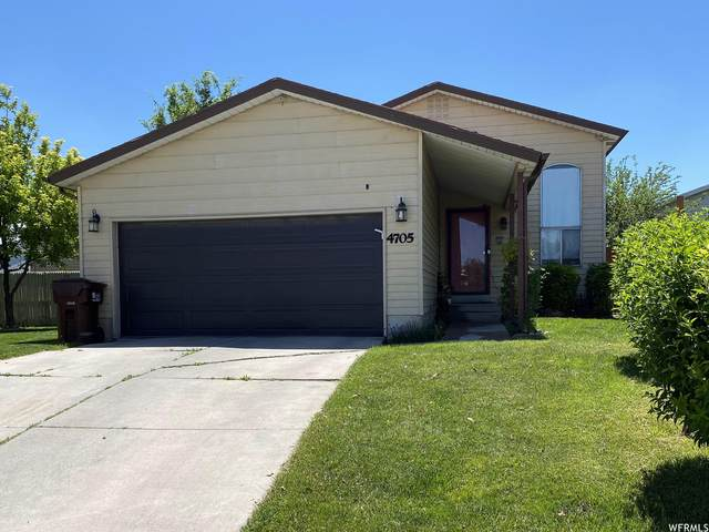 4705 W Woodcutter Ln S, West Valley City, UT 84120 (MLS #1747016) :: Lookout Real Estate Group