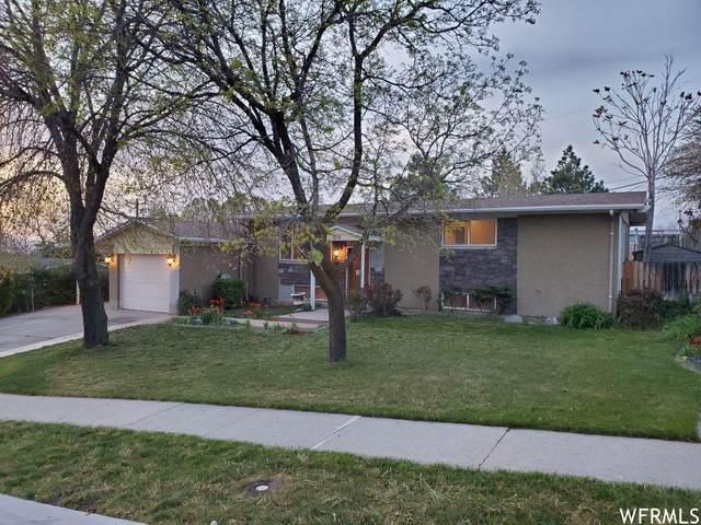 1215 E Sego Lily Dr, Sandy, UT 84094 (#1747034) :: Utah Real Estate