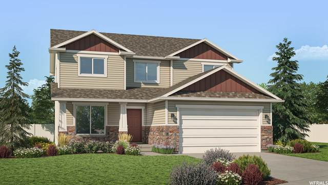 3682 E Barton Creek Dr S #7, Eagle Mountain, UT 84005 (#1747035) :: Gurr Real Estate