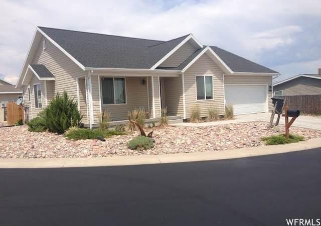 2088 S 150 W, Vernal, UT 84078 (#1747037) :: Gurr Real Estate