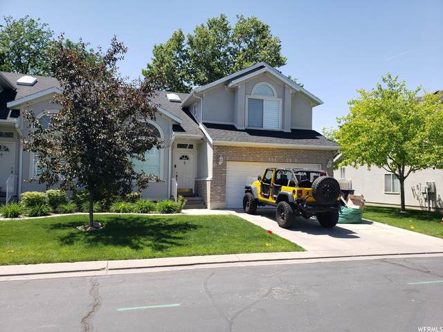 5642 S Highland Park Ct, Holladay, UT 84121 (#1747038) :: UVO Group | Realty One Group Signature