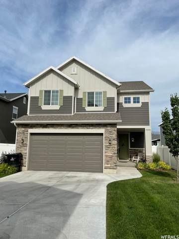 1875 W Parkview Dr, Syracuse, UT 84075 (#1747041) :: Utah Dream Properties