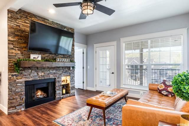 900 Bitner Rd B35, Park City, UT 84098 (MLS #1747046) :: High Country Properties