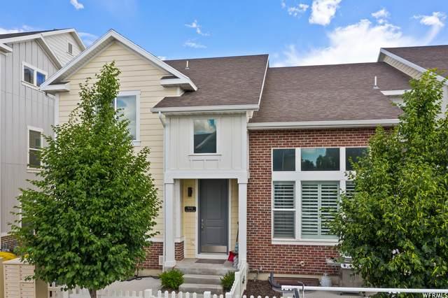 5132 W Stockfield Ln, Herriman, UT 84096 (#1747060) :: Utah Best Real Estate Team | Century 21 Everest
