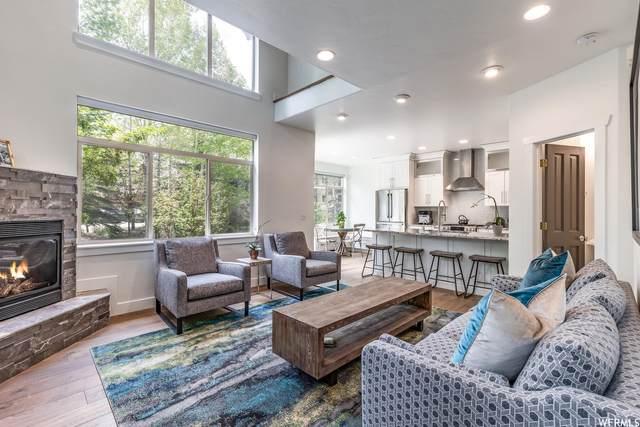 1366 W Meadow Loop Rd #6, Park City, UT 84098 (#1747081) :: Berkshire Hathaway HomeServices Elite Real Estate