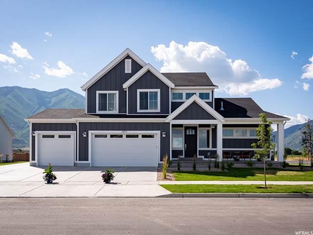 1986 E Emerald Ave N #114, Eagle Mountain, UT 84005 (#1747098) :: Berkshire Hathaway HomeServices Elite Real Estate