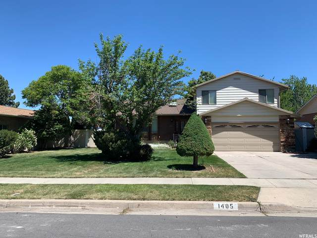 1405 E Marbella St S, Sandy, UT 84093 (#1747109) :: UVO Group | Realty One Group Signature