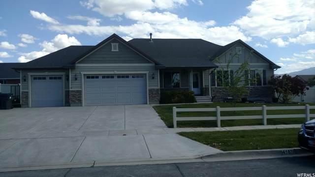 418 W Bono Blvd, Saratoga Springs, UT 84045 (#1747121) :: Exit Realty Success
