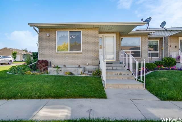 1622 W Cornerstone Way #6, South Jordan, UT 84095 (#1747144) :: Bustos Real Estate | Keller Williams Utah Realtors