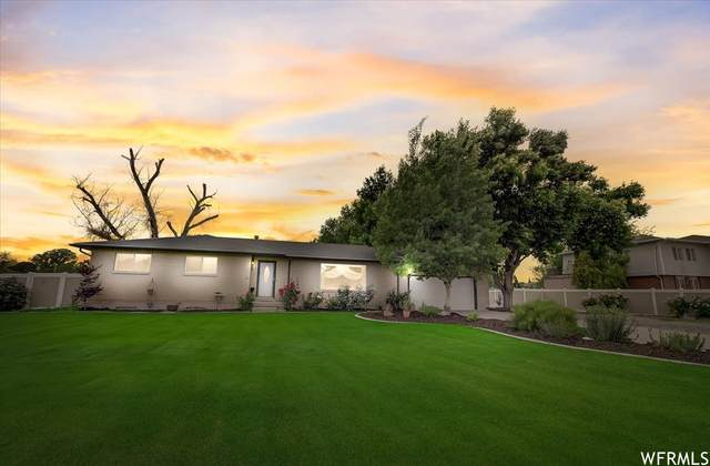 11100 S 2700 W, South Jordan, UT 84095 (#1747158) :: Doxey Real Estate Group