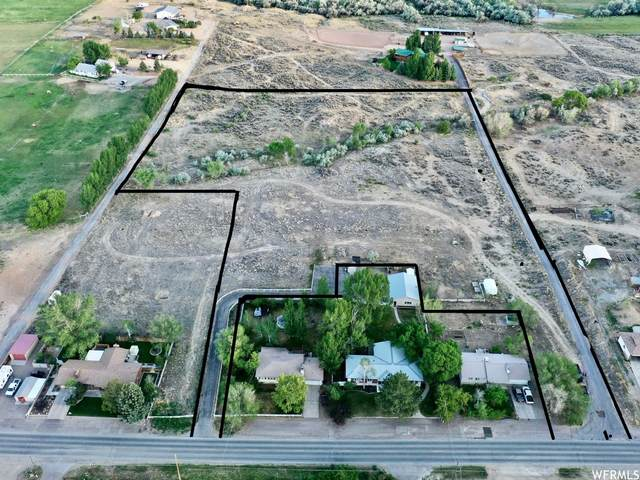 873 W 2500 S, Vernal, UT 84078 (#1747161) :: UVO Group | Realty One Group Signature