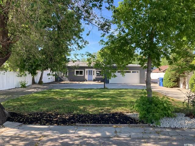 717 E Springview Dr S, Millcreek, UT 84106 (#1747170) :: Utah Real Estate