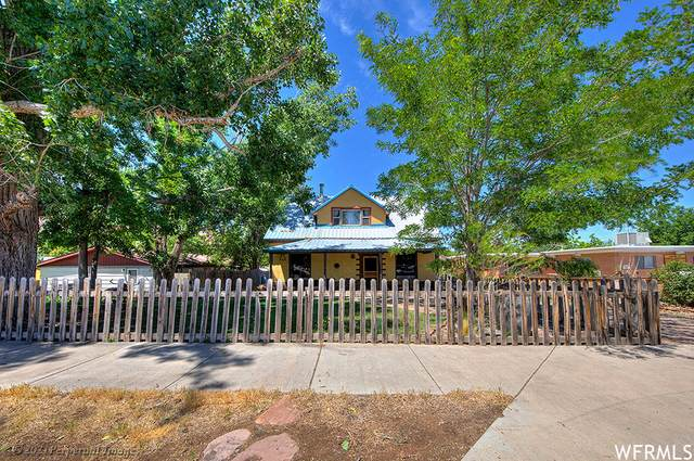 286 S 400 St E, Moab, UT 84532 (#1747177) :: Doxey Real Estate Group