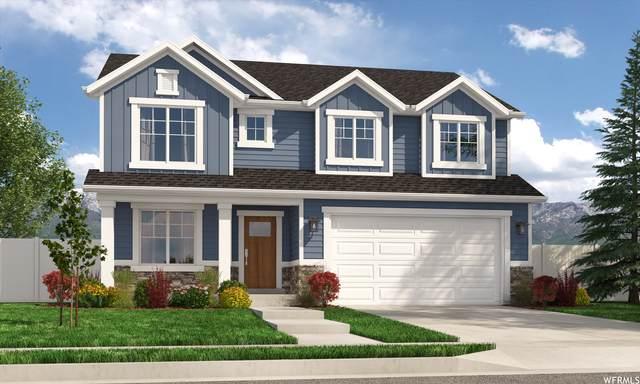 1302 E 1020 S #43, Spanish Fork, UT 84660 (#1747196) :: Gurr Real Estate